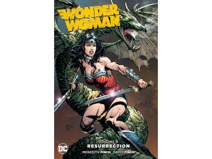Wonder Woman #09: Resurrection /TPB/