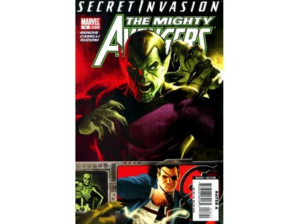 Mighty Avengers #018