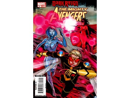 Mighty Avengers #021