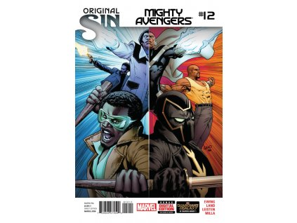 Mighty Avengers #012
