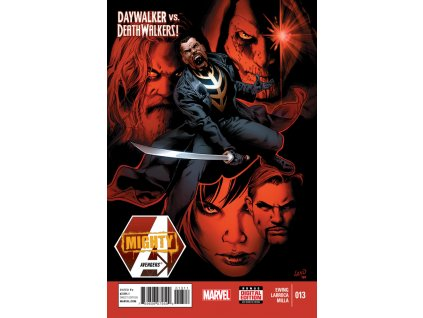 Mighty Avengers #013