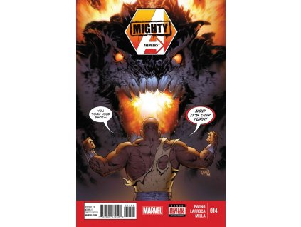 Mighty Avengers #014