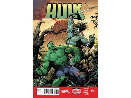 Hulk #007