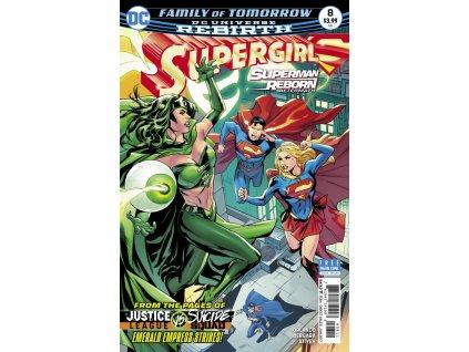Supergirl #008