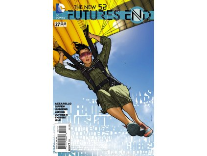 The New 52: FUTURES END #027