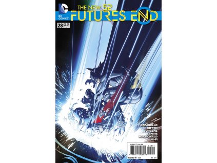 The New 52: FUTURES END #028