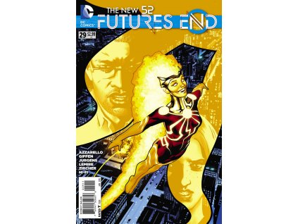 The New 52: FUTURES END #029