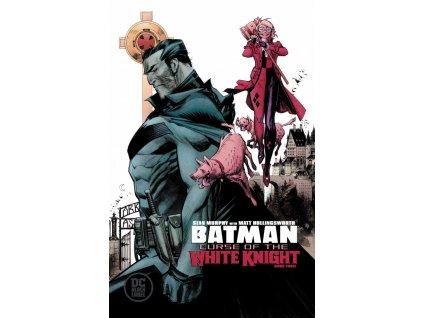 Batman: Curse of the White Knight #003