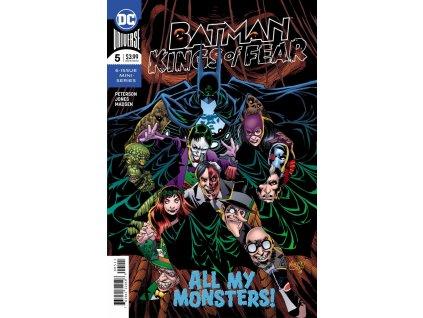 Batman: Kings of Fear #005