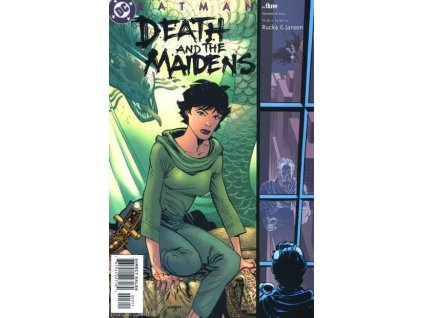 Batman: Death and the Maidens #003