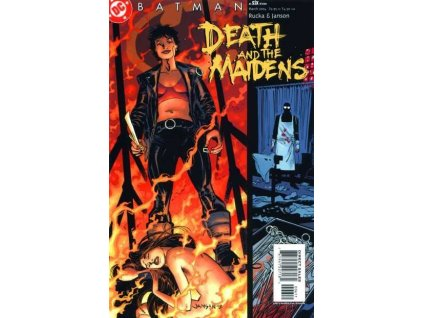 Batman: Death and the Maidens #006
