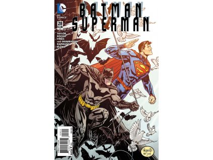 Batman/Superman #028