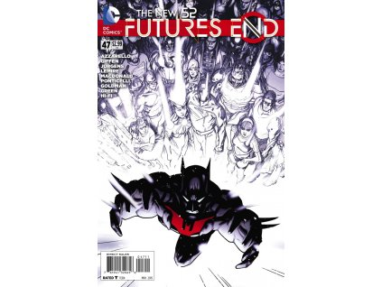 The New 52: FUTURES END #047