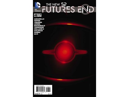 The New 52: FUTURES END #048