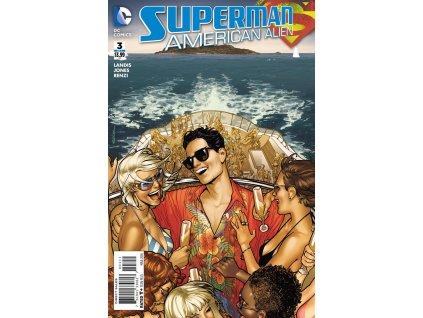 Superman: American Alien #003