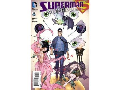 Superman: American Alien #004