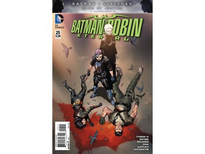 Batman & Robin Eternal #025