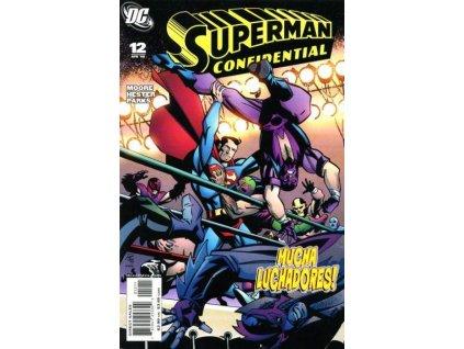 Superman Confidential #012