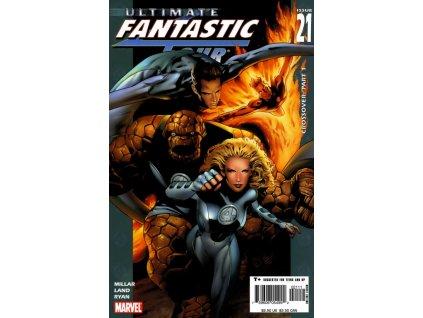Ultimate Fantastic Four #021