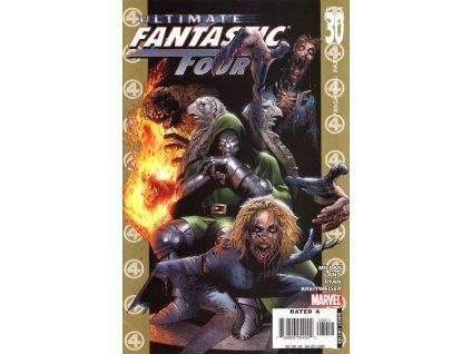 Ultimate Fantastic Four #030