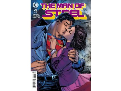 The Man of Steel #004