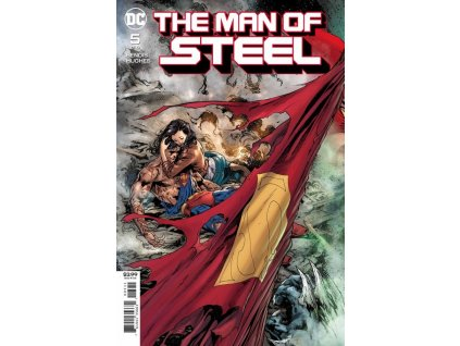 The Man of Steel #005