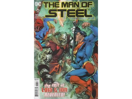 The Man of Steel #006