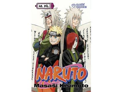 Naruto #48: Slavící vesnice!!