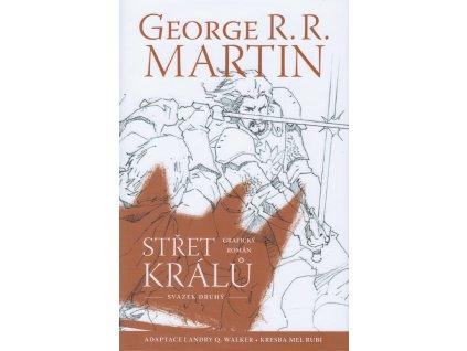 Střet králů - Grafický román, svazek 2