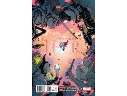 The Mighty Thor #013