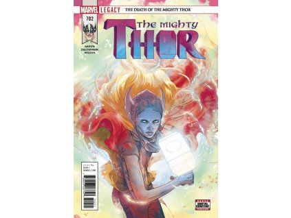 The Mighty Thor #702