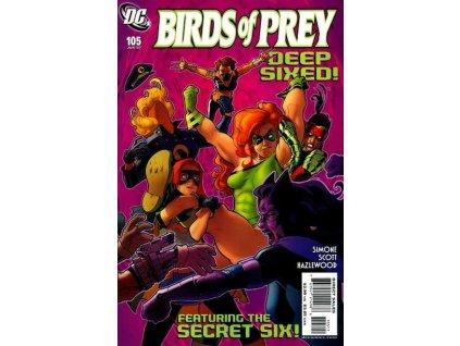 Birds of Prey #105