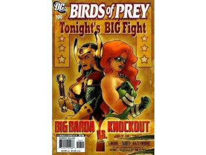 Birds of Prey #106