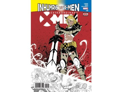 Extraordinary X-Men #019