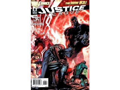 Justice League #006