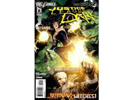 Justice League Dark #002