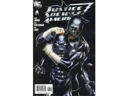 Justice Society of America #004