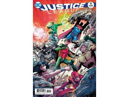 Justice League #051