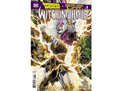 Wonder Woman & Justice League Dark: Witching hour