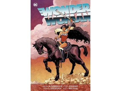 Wonder Woman #05: Tělo (pevná vazba)