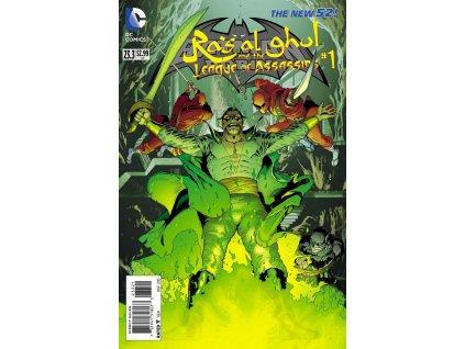 Batman and Robin #023.3