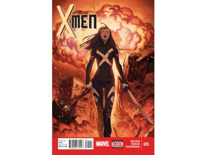 X-Men #025