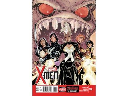X-Men #026