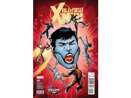 All-New X-Men #009