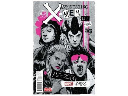 Astonishing X-Men #066