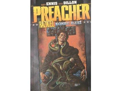Preacher/Kazatel #05: Konec Iluzí (bazar)