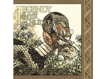 Legendy o Myší hlídce #03