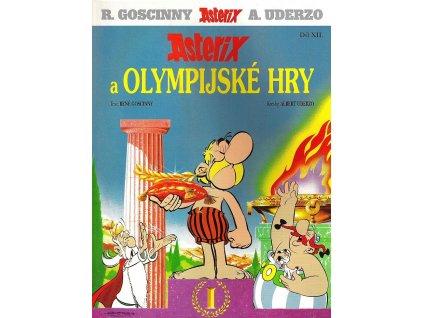 Asterixova dobrodružství #12: Asterix a olympijské hry