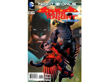 Batman: The Dark Knight #009