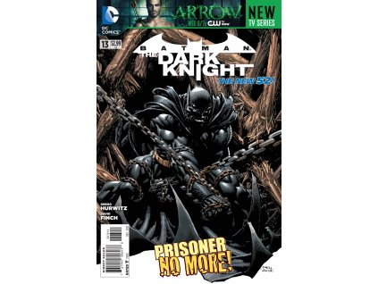 Batman: The Dark Knight #013